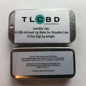 Lovable Lip Tin