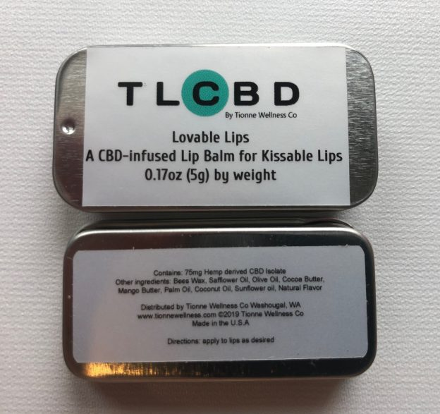 Lovable Lip Tin
